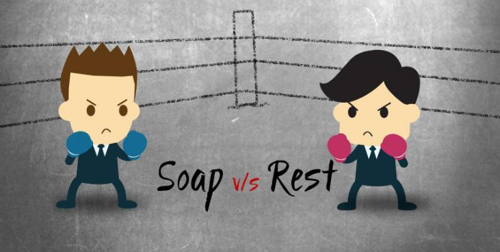 Why REST wins over SOAP when it comes to Web Services