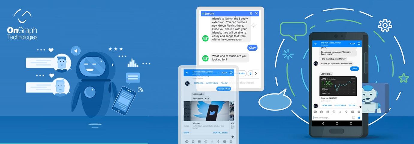 Chatbot Application Development Service: OnGraph's CheatSheet