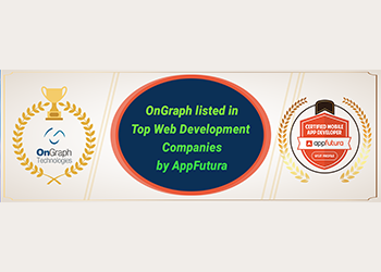 AppFutura Ranked OnGraph in 2018 List of Top Web Development Companies