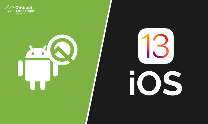 Android Q vs iOS 13: The Race to the Top of Consumer Choice