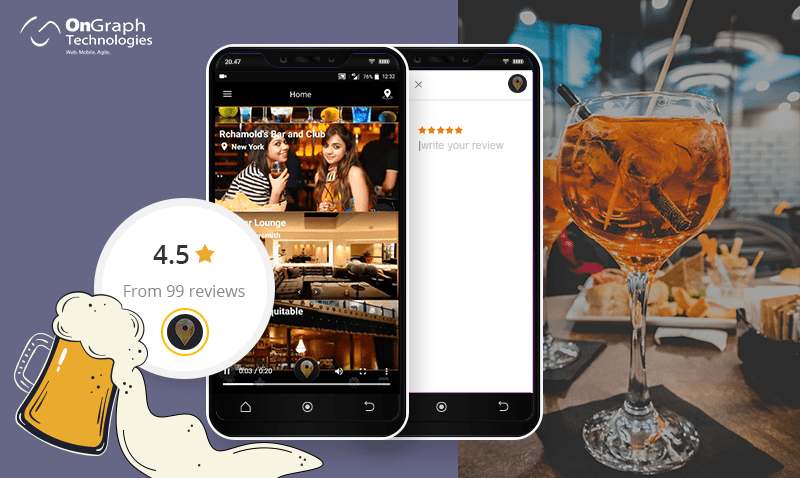 Complete Guide On Food Review Mobile Application Development