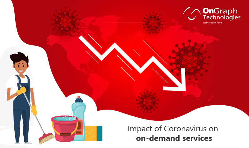 Coronavirus Impacts the On-Demand Industry: A Detailed Study