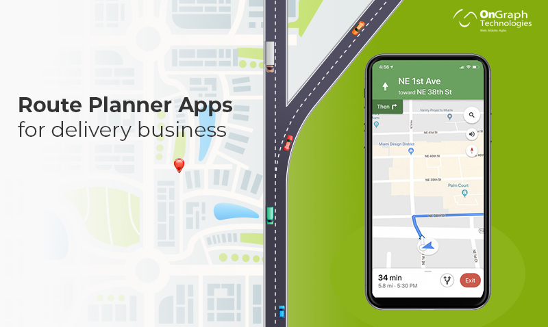 How The Route Planner Apps Becoming Important For Delivery Businesses in 2020?